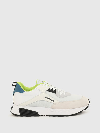 Diesel - S-TYCHE LOW CUT, White/Blue - Sneakers - Image 1