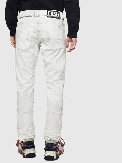 Diesel - D-Luhic JoggJeans 069LZ, White - Jeans - Image 2