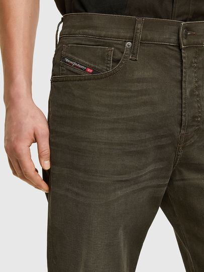Diesel - D-Fining 0699P, Military Green - Jeans - Image 3