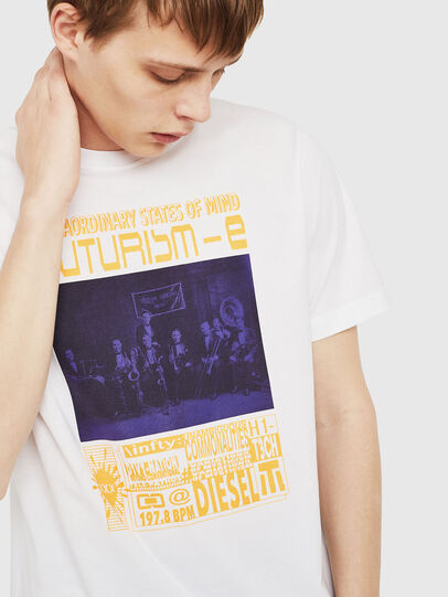 Diesel - T-JUST-Y16,  - T-Shirts - Image 4