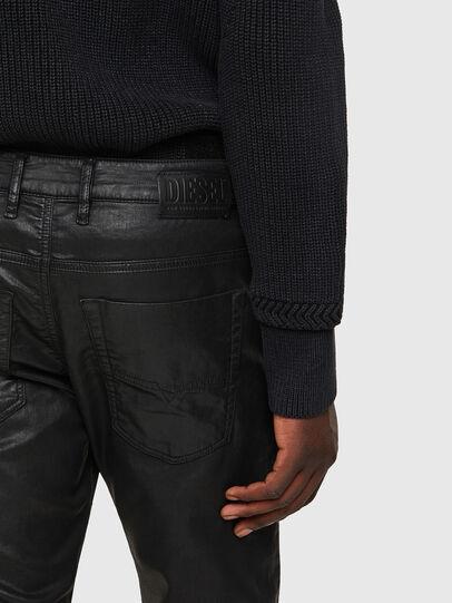 Diesel - Krooley JoggJeans® 0849R, Black/Dark grey - Jeans - Image 3