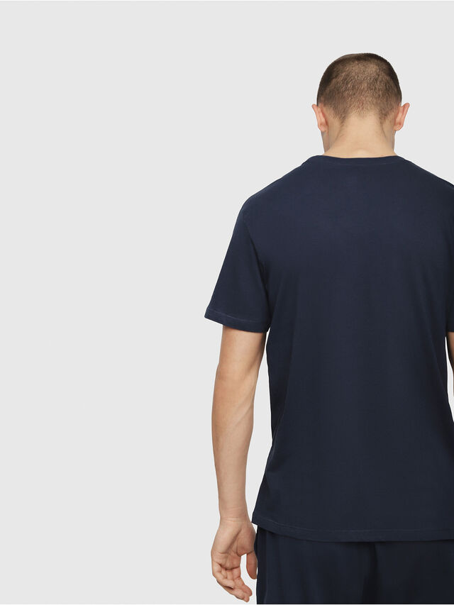 Diesel - UMLT-JAKE, Night Blue - T-Shirts - Image 2