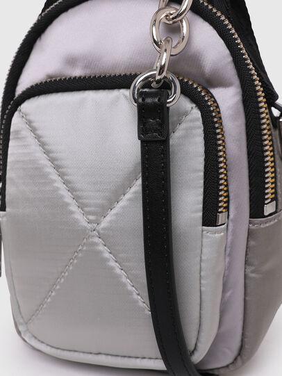 Diesel - LEDYBAG, Grey - Crossbody Bags - Image 5