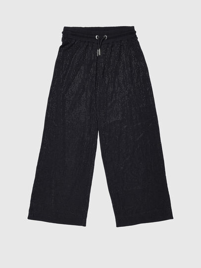 Diesel - PSTRASS, Black - Pants - Image 1