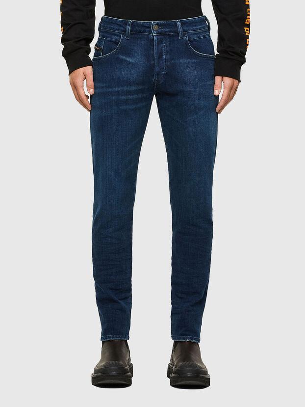 D-Bazer 009JE, Dark Blue - Jeans
