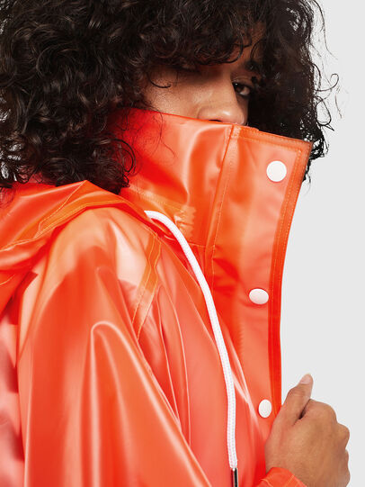 Diesel - G-TAKY-A, Orange - Jackets - Image 6