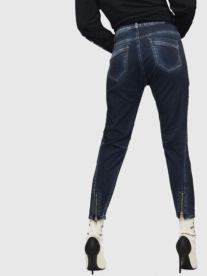 Diesel - Fayza JoggJeans 069HY, Dark Blue - Jeans - Image 2