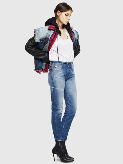 Diesel - D-Rifty 0097B, Medium blue - Jeans - Image 6