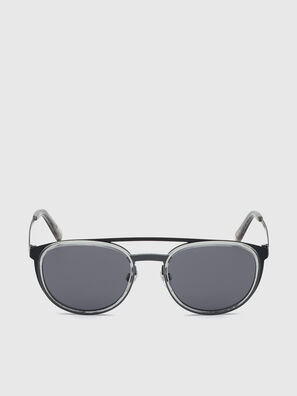 DL0293, Black/Grey - Sunglasses