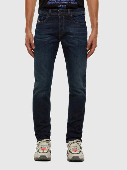 Diesel - Buster 009HN, Dark Blue - Jeans - Image 1