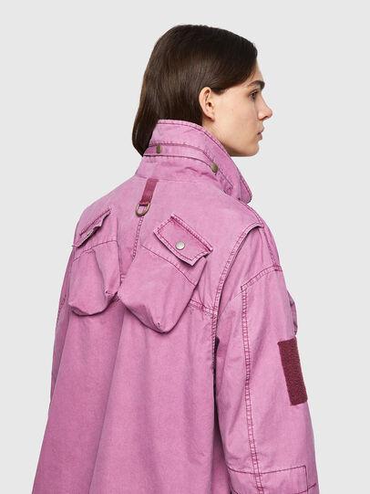 Diesel - G-BUMS, Pink - Jackets - Image 3