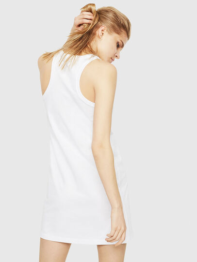 Diesel - T-SILK, White - Tops - Image 2