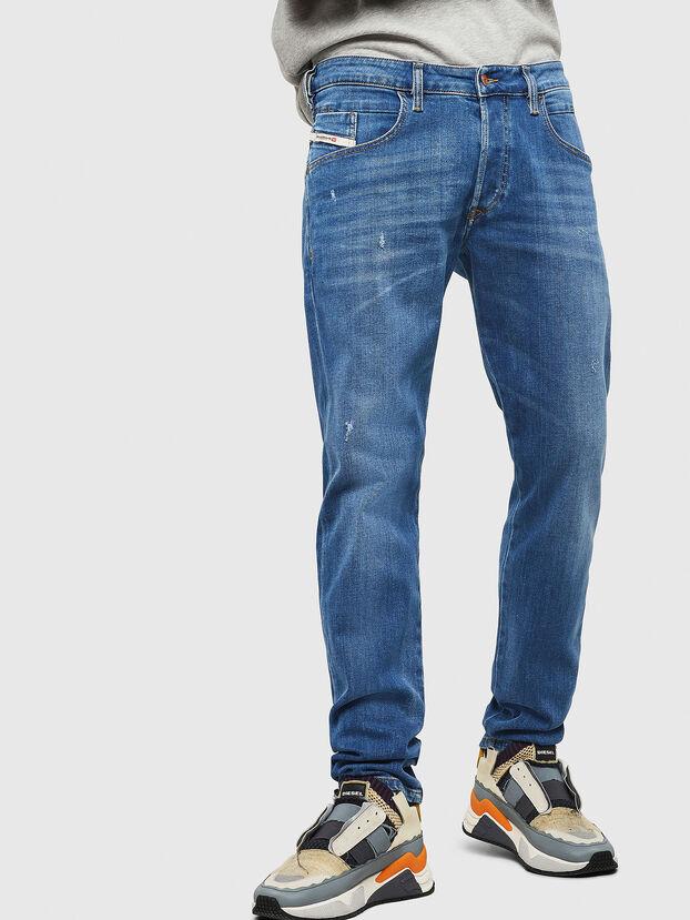 D-Bazer 083AX, Light Blue - Jeans