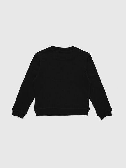 Diesel - SRALY, Black - Sweaters - Image 2