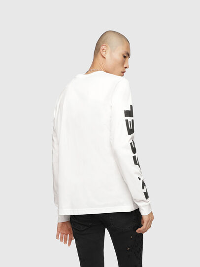 Diesel - T-JOE-LS-SN,  - T-Shirts - Image 2