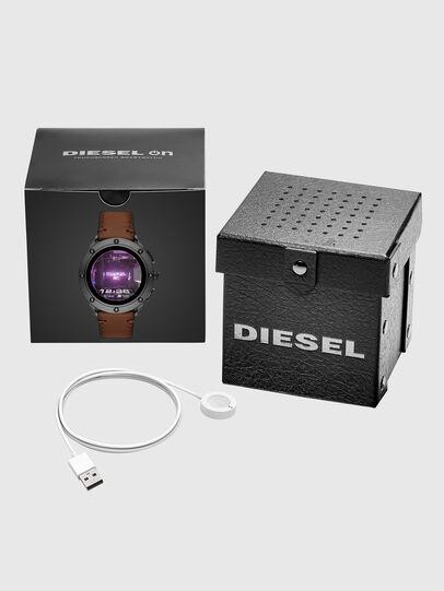 Diesel - DZT2032, Brown - Smartwatches - Image 5