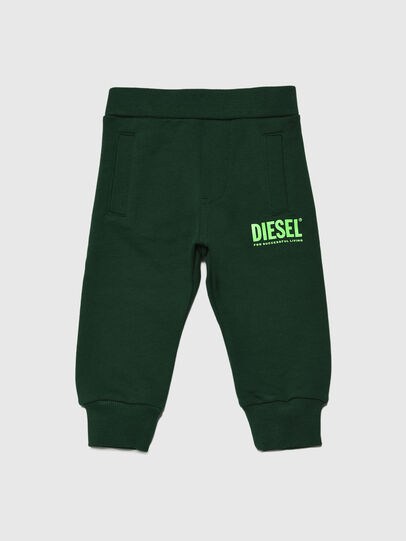 Diesel - PSONNYB, Dark Green - Pants - Image 1