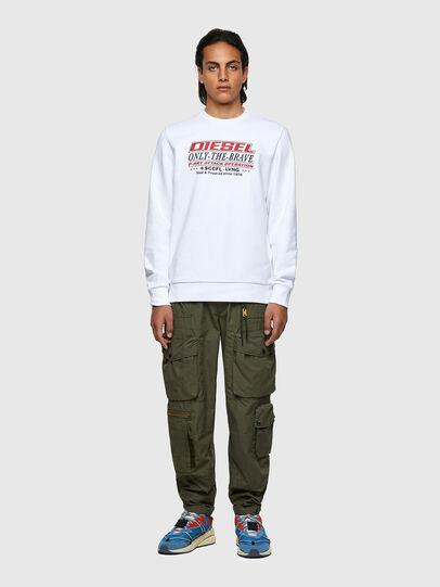 Diesel - S-GIRK-K21, White - Sweaters - Image 4