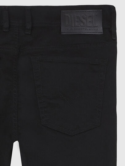 Diesel - Sleenker A69EI, Black/Dark grey - Jeans - Image 4