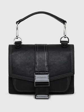 MISS-MATCH CROSSBODY, Opaque Black - Crossbody Bags