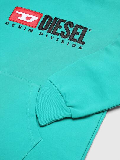 Diesel - DILSEC, Azure - Dresses - Image 3