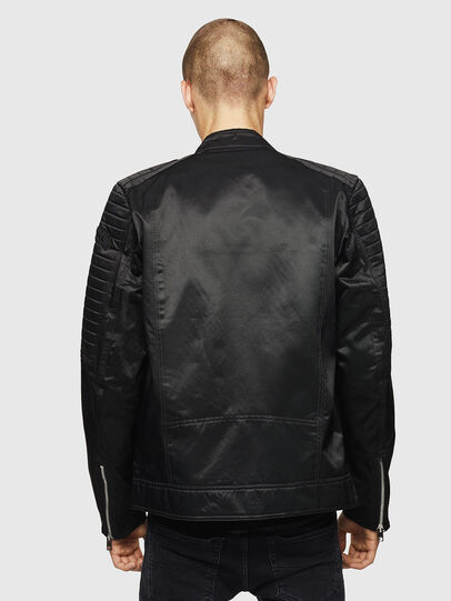 Diesel - J-SHIRO, Black - Jackets - Image 2