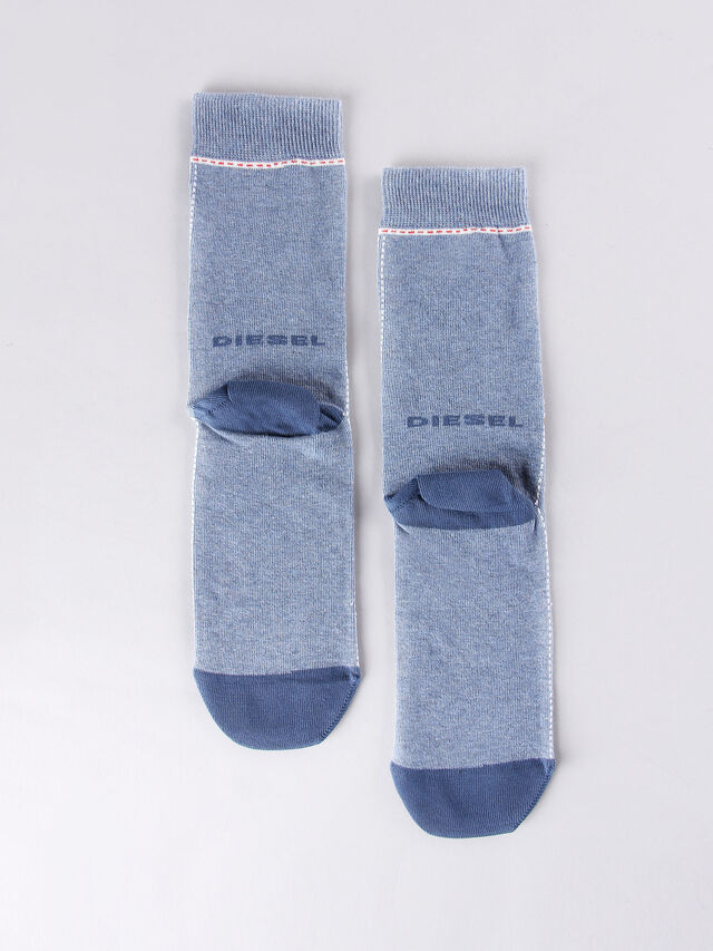 Diesel - SKM-RAY, Light Blue - Socks - Image 2