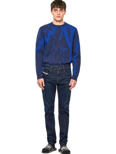 Diesel - D-Strukt JoggJeans® Z69VI, Dark Blue - Jeans - Image 5