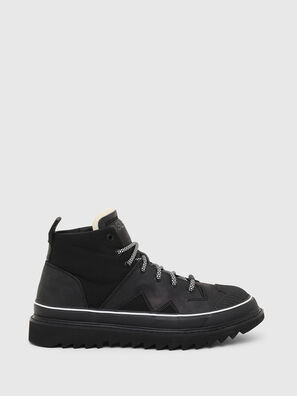 H-SHIROKI DBB X, Black - Boots