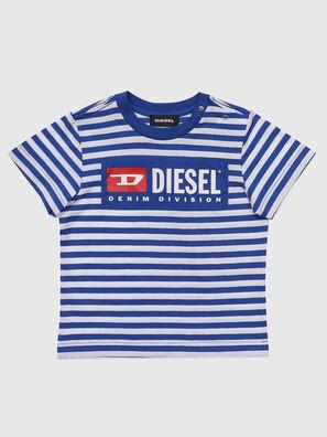 TVIKB, Blue/White - T-shirts and Tops