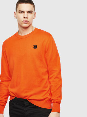 K-FREEX, Orange - Knitwear