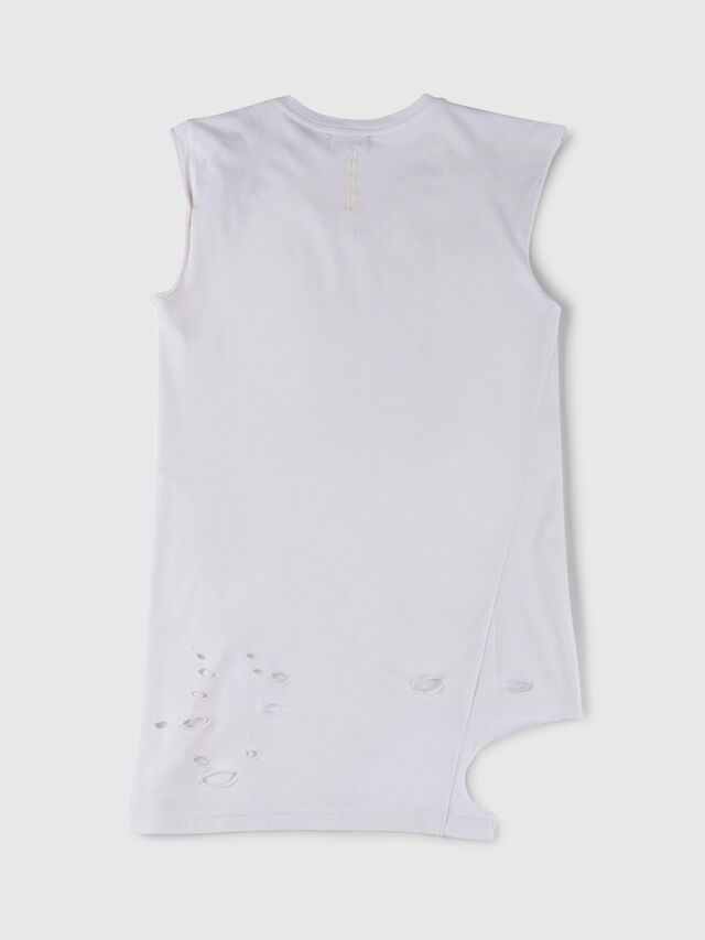 Diesel - TSHANE, White - T-shirts and Tops - Image 2