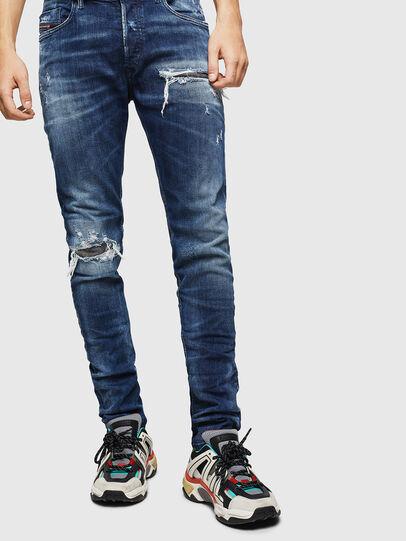 Diesel - Tepphar 0090G, Dark Blue - Jeans - Image 1