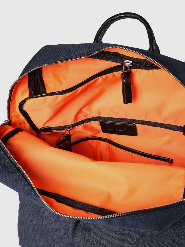 Diesel - M-PROOF BACK, Blue Jeans - Backpacks - Image 6