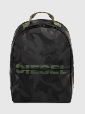 BOLD BACKPACK, Black/Green - Bags