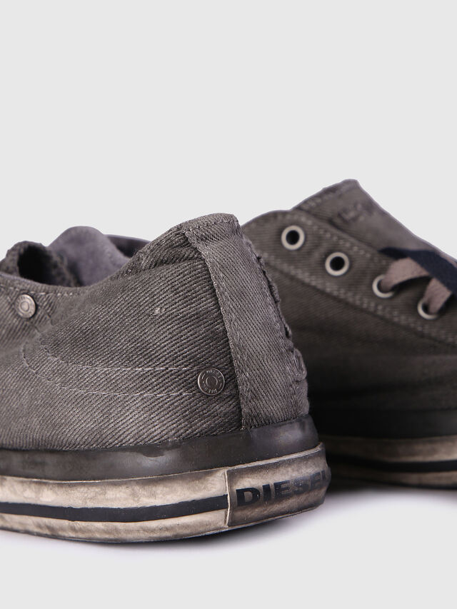 Diesel - EXPOSURE LOW I, Metal Grey - Sneakers - Image 6