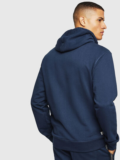 Diesel - UMLT-BRANDON, Blue - Sweaters - Image 2