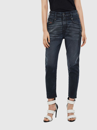 Diesel - Fayza JoggJeans 069MD, Dark Blue - Jeans - Image 1