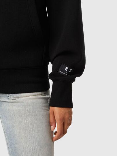 Diesel - F-LYMMY-C.C, Black - Sweaters - Image 3