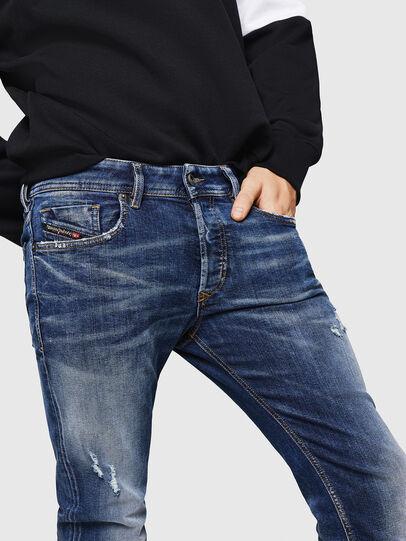 Diesel - Sleenker 069HQ, Medium blue - Jeans - Image 3