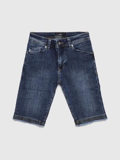 Diesel - DARRON-R-J SH-N, Medium blue - Shorts - Image 1