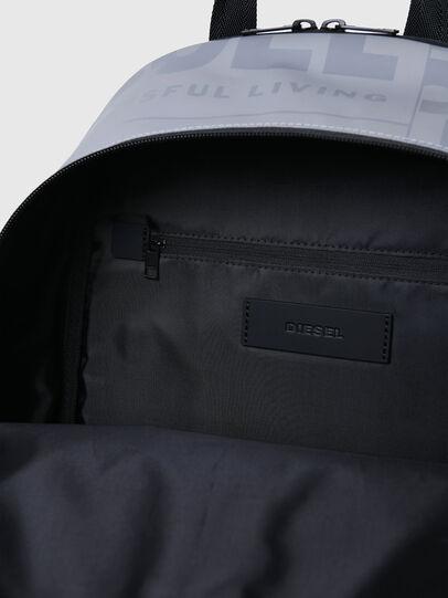 Diesel - X-BOLD BACK, Grey - Backpacks - Image 4