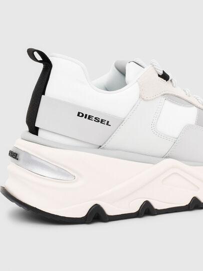 Diesel - S-HERBY LOW, White - Sneakers - Image 6