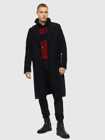 Diesel - W-BOGART, Black - Winter Jackets - Image 6