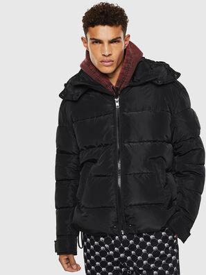 W-SMITH-YA-WH, Black - Winter Jackets