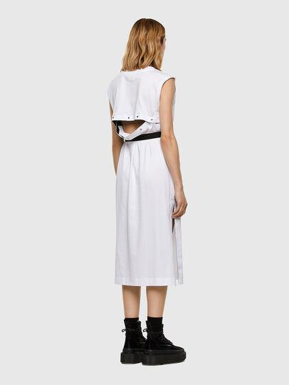 Diesel - D-FAIRY, White - Dresses - Image 7