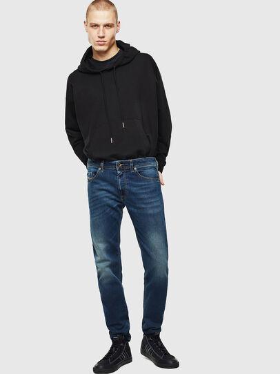 Diesel - Thommer 084BU, Dark Blue - Jeans - Image 6