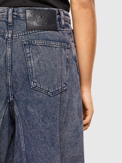 Diesel - D-Spritzz 009RP, Dark Blue - Jeans - Image 4