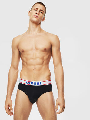 UMBF-RUBIN, Black - Briefs