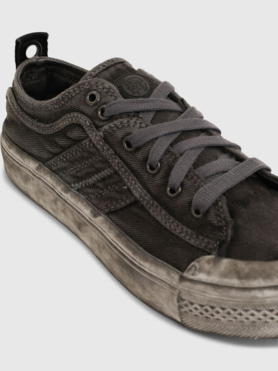 Diesel - S-ASTICO LOW LACE W, Grey - Sneakers - Image 4